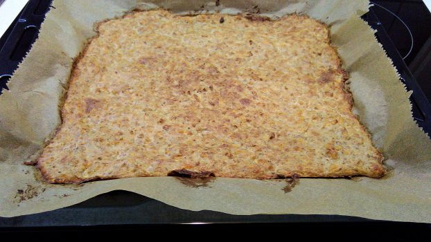 Baked Tuna Cheese Crust
