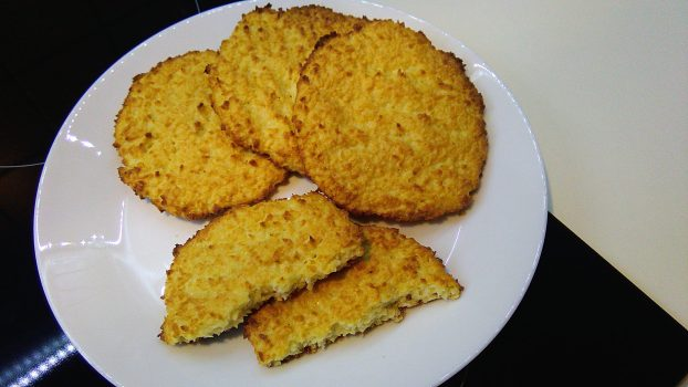 Easy Keto Coconut Cookies