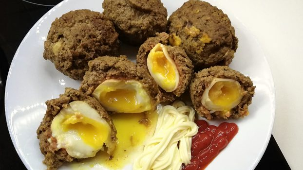 Keto Scotch Eggs